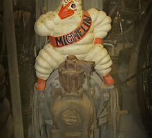 Vintage Michelin Man by Furtographic