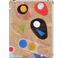 Funky retro style abstract iPad Case/Skin