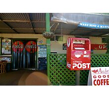A country store Photographic Print