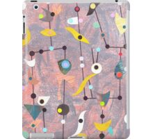 Retro Carnival no2 iPad Case/Skin