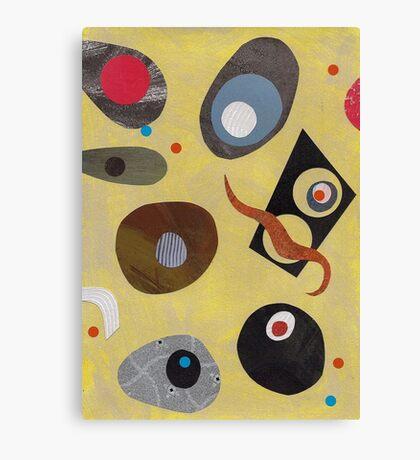 Funky Jive Canvas Print