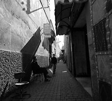 Marrakech Backstreets by Bad Monkey Photography