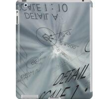 Technical Drawing 1.1 iPad Case/Skin