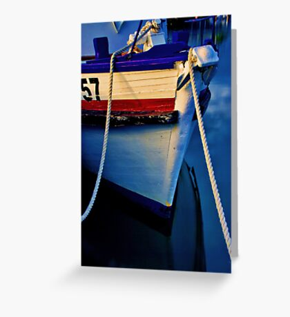 """""""The Bow"""" Greeting Card"""
