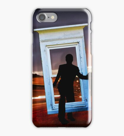 Stepping Out iPhone Case/Skin