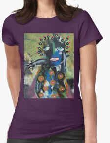 August 13 Number 4 Womens Fitted T-Shirt