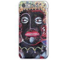 August 13 Number 6 iPhone Case/Skin
