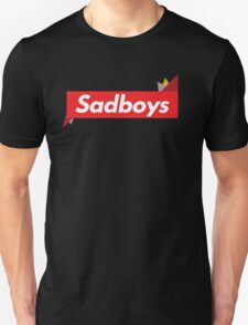Sadboys Text Unisex T-Shirt