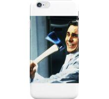 bale axe swing smile iPhone Case/Skin
