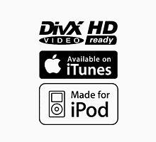 DivX HD for iPod Unisex T-Shirt