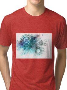 Psychedelic mind Tri-blend T-Shirt