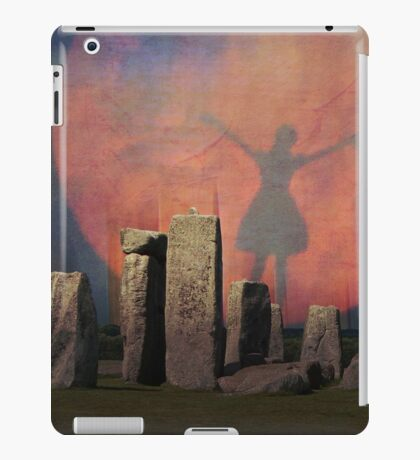 Unhenged iPad Case/Skin