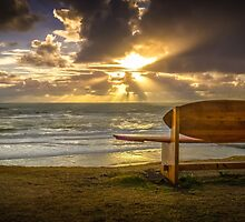 Surfers' Seat by Ian Rushton