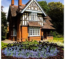 Dullwich Park Gatehouse by John Gaffen