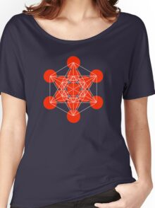 13 Spheres of Creation   Women's Relaxed Fit T-Shirt