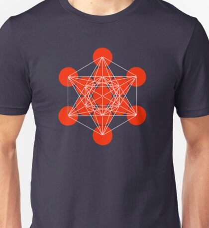 13 Spheres of Creation   Unisex T-Shirt