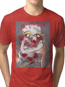August 13 Number 22 Tri-blend T-Shirt
