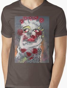 August 13 Number 22 Mens V-Neck T-Shirt