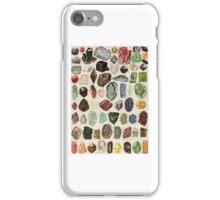 gem cluster iPhone Case/Skin