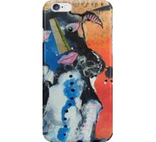 August 13 Number 27 iPhone Case/Skin