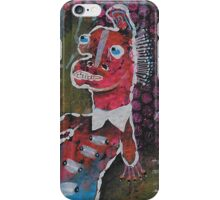 August 13 Number 43 iPhone Case/Skin