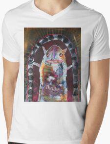 August 13 Number 46 Mens V-Neck T-Shirt