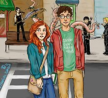 The Mortal Instruments: The Good Old Days by elizabethrast