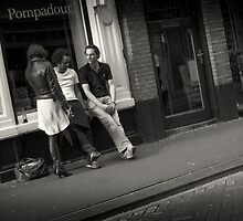 Pompadour Party Plan .. Every Picture Tells a Story by Arie Intveld