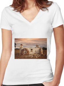 Perry's Cottage - Western Australia Women's Fitted V-Neck T-Shirt