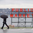 Typical Seatle by Christopher  Boswell