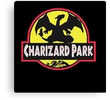 charizard park Canvas Print