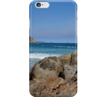 Rocks and the Ocean iPhone Case/Skin