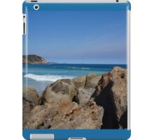 Rocks and the Ocean iPad Case/Skin