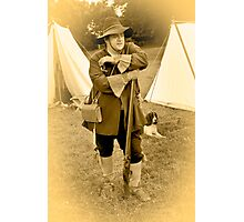 Musketeer Photographic Print