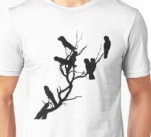 Cockatoos Unisex T-Shirt
