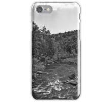 Stream Rocks Sky iPhone Case/Skin
