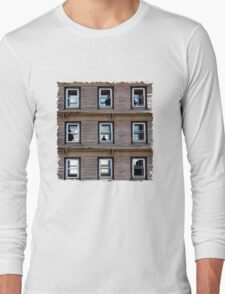 The Hideout Long Sleeve T-Shirt