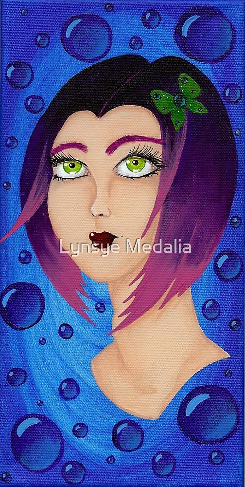 Air Head (Girl) by Lynsye Medalia