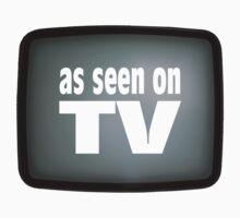 As Seen On TV by Harvey Schiller