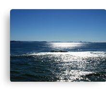 Coolangatta Ocean Canvas Print