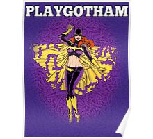 Playgotham - Summer (By Saqman and Legendary Phoenix) Poster