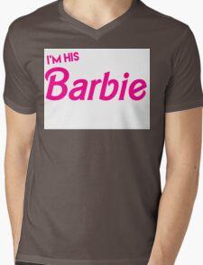 Barbie and Ken Matching Couple Shirt Mens V-Neck T-Shirt