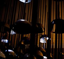 Hanging Lamps Two by DavidCThomson