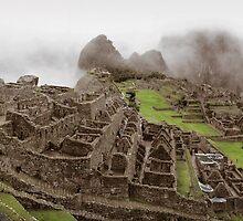 Machu Picchu by louise