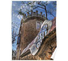 Indelible Gaudi Poster