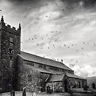 Flock to Church by Vicki Field
