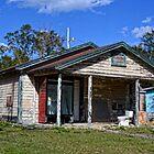 Parker, Florida USA Circa 1957 by Mike Pesseackey (crimsontideguy)