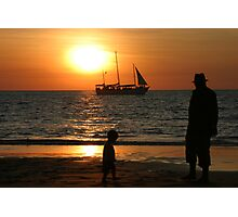 Mindil Beach Sunset Photographic Print