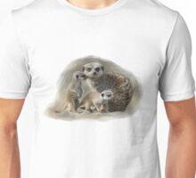Meerkats Unisex T-Shirt
