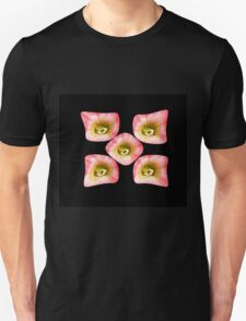 Flowers Irish Design Unisex T-Shirt